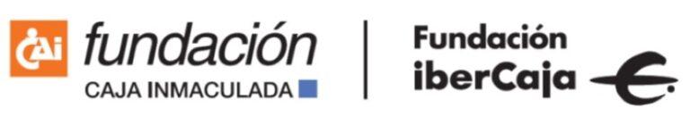 Logo Ibercaja CAI 5 agosto 2021 Grande