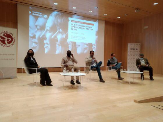 Mesa redonda «La diversidad como oportunidad ante la crisis»